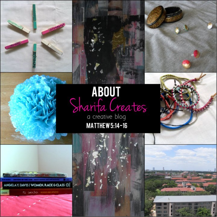Sharifa Creates About Official
