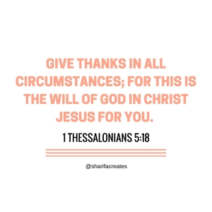 1 Thessalonians 518