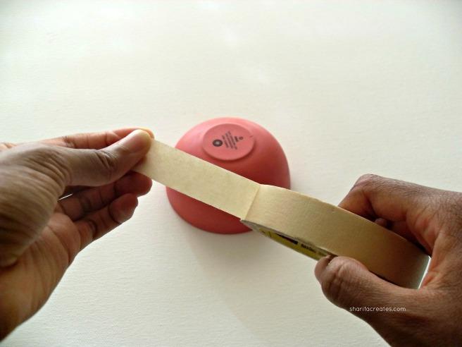 Tape Bowl