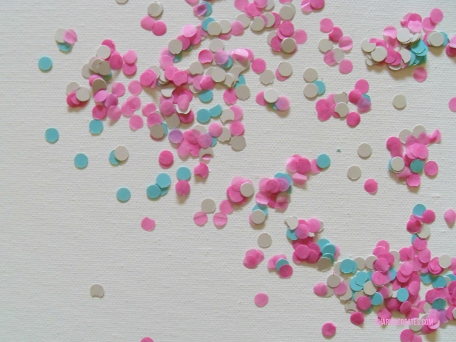 diy confetti tutorial
