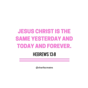 Hebrews138