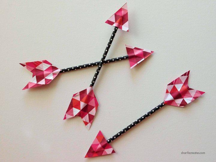 M cupids arrows