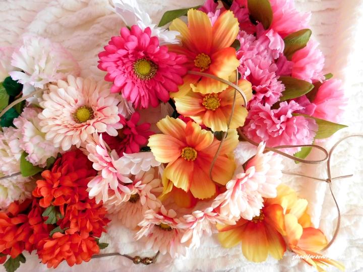 flower laurels