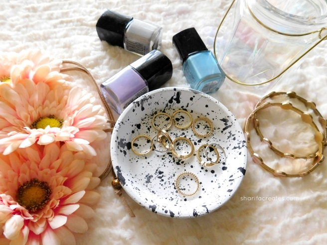 ring jewelry tray
