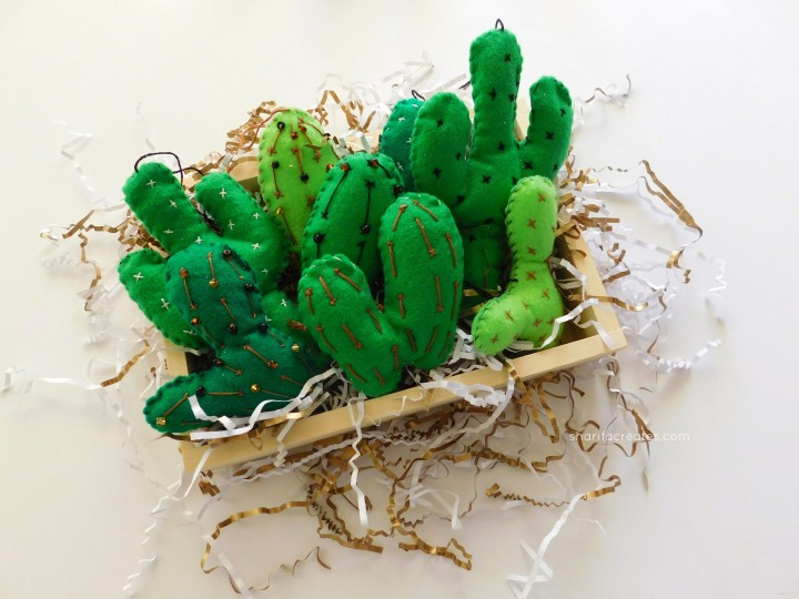 cactus ornament 1