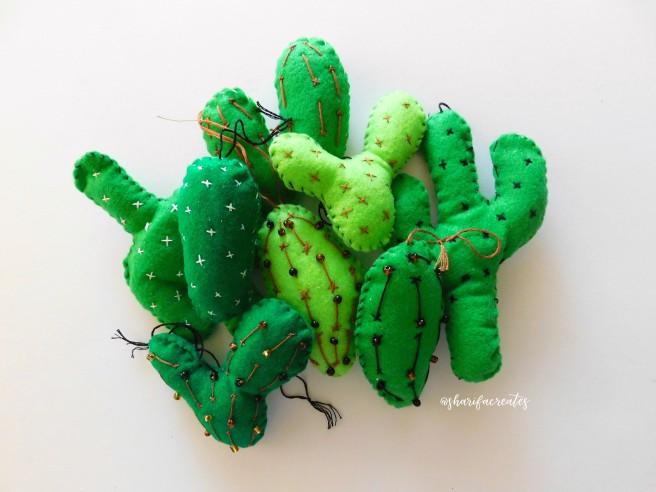 cactus ornaments