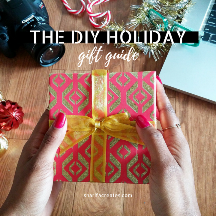 the diy holiday