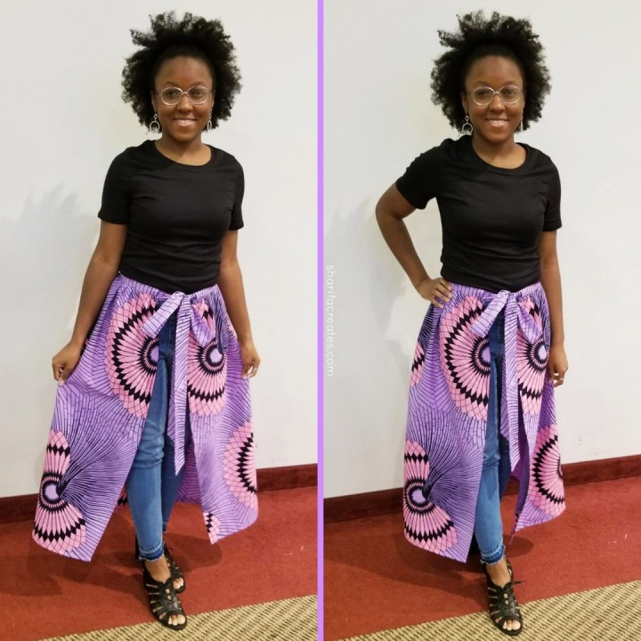 ankara skirt 8wm