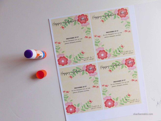 Digital Card Printable