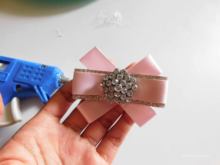 ribbon bow brooch pin tutorial diy (25)