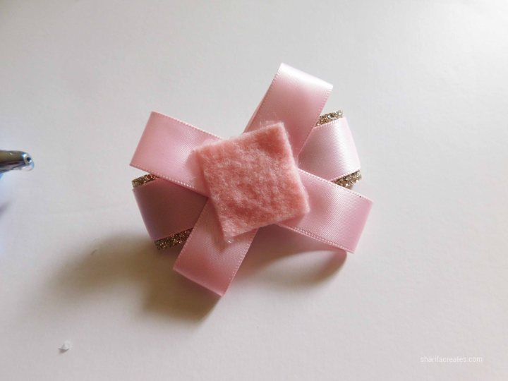 ribbon bow brooch pin tutorial diy (26)