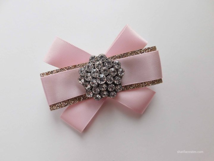ribbon bow brooch pin tutorial diy (31)