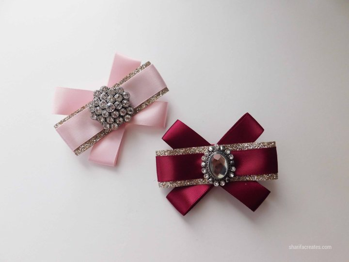 ribbon bow brooch pin tutorial diy (32)